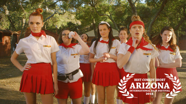 <em>Best Comedy Short:</em> <b>Bulimia: The Musical</b>