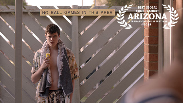 <em>Best Global Comedy Short:</em> Dario