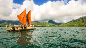 Moananuiākea: One Ocean. One People. One Canoe.